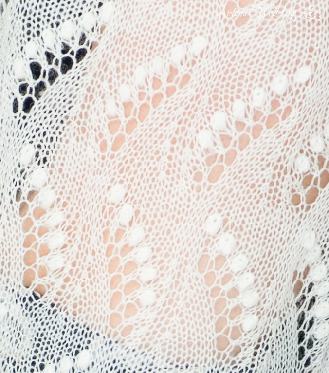 Wedding Shawl Lily Of The Valley Artanis Wedding Lace