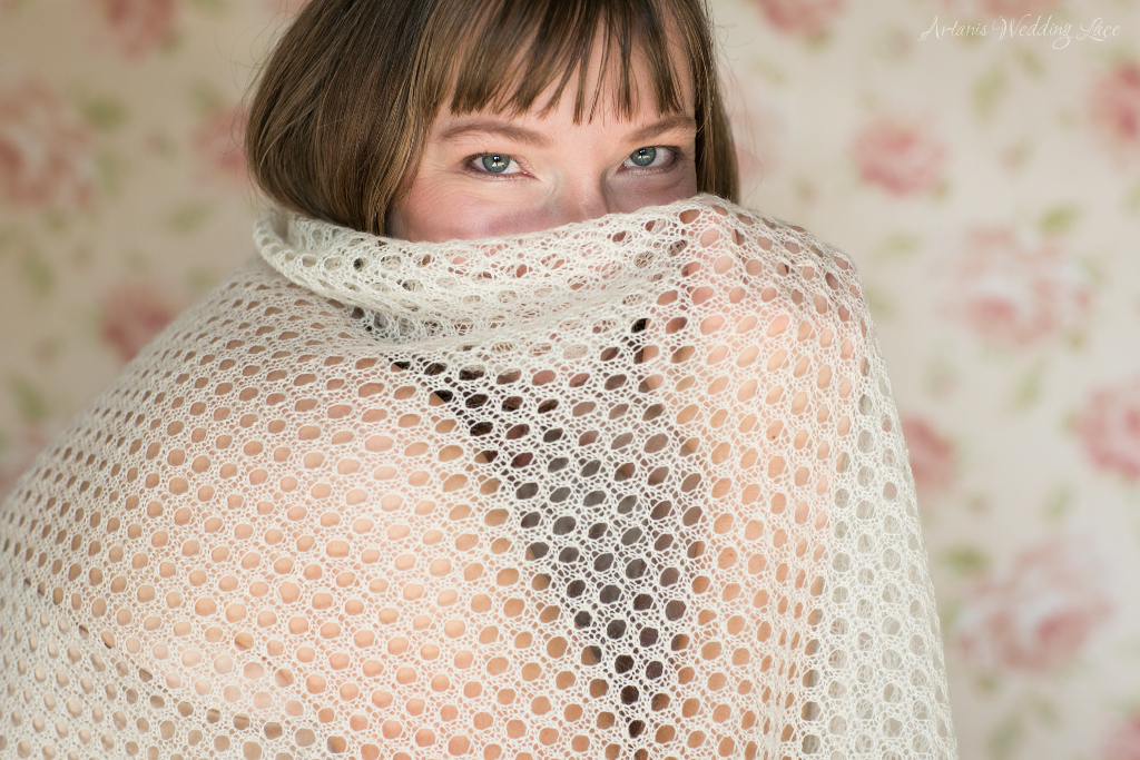 Elegant Shawl1.2 - Artanis Wedding Lace