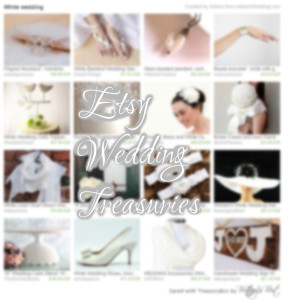 etsy wedding treasuries by Artanis Wedding Lace