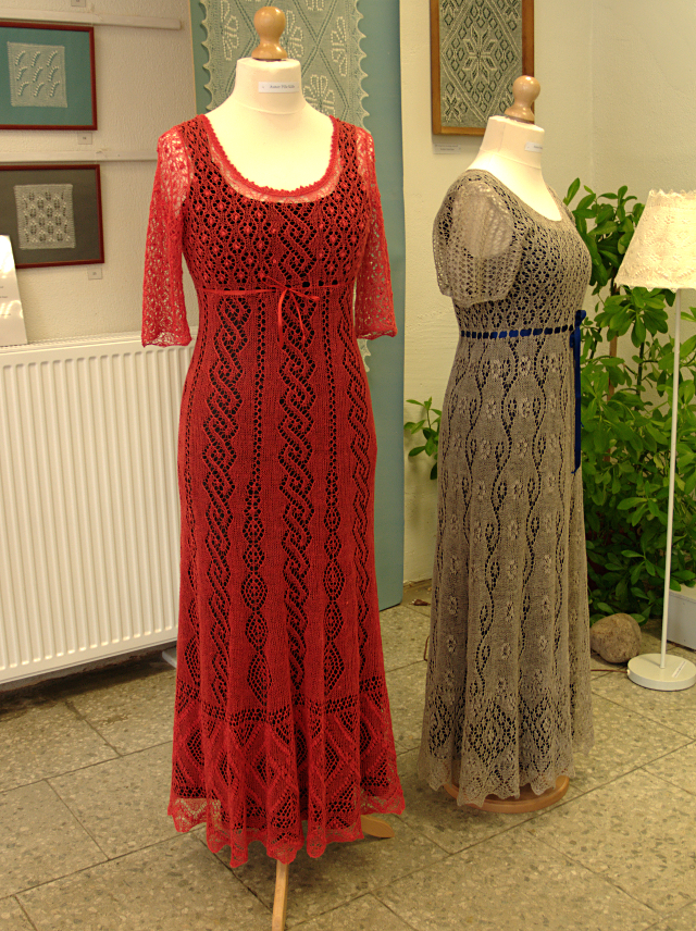 Knitted Wedding Dresses
