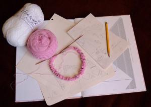 birthday knitting